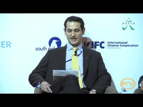 Manuel Lewin, Zurich Insurance Group | First Global Investor Forum on Climate Change