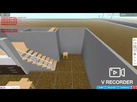 kids loft bedroom! ( 15 k ) - Roblox, Bloxburg - YouTube