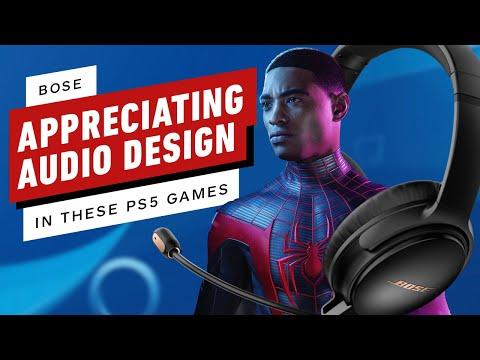 Appreciating Audio Design in Spider-Man: Miles Morales, Demon's Souls, and More