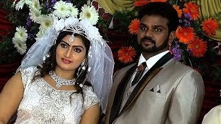 Actress Babilona Gets Married To A Fitness Trainer In A Christian Way - Must Watch