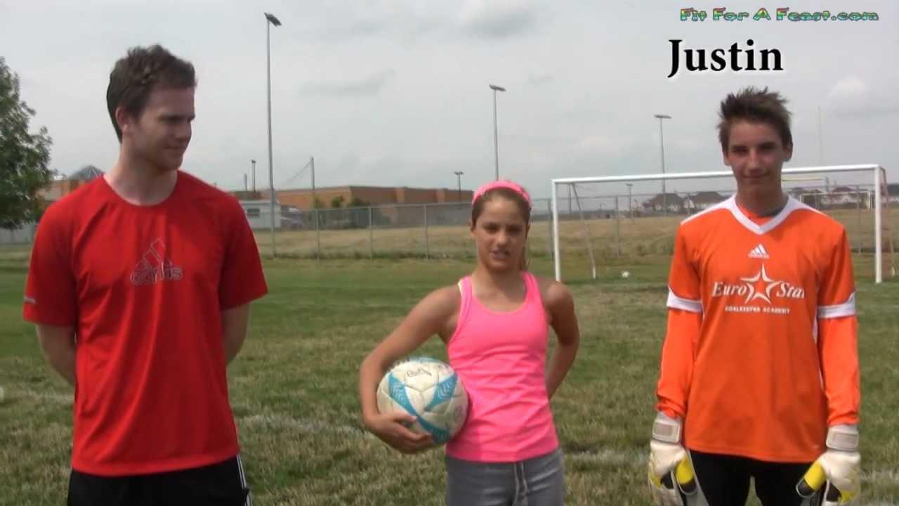 Free Download Goalkeeper Training Videos - linesxsonar
