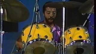 "Tony Williams 1979 Solo ""There Comes a Time"""