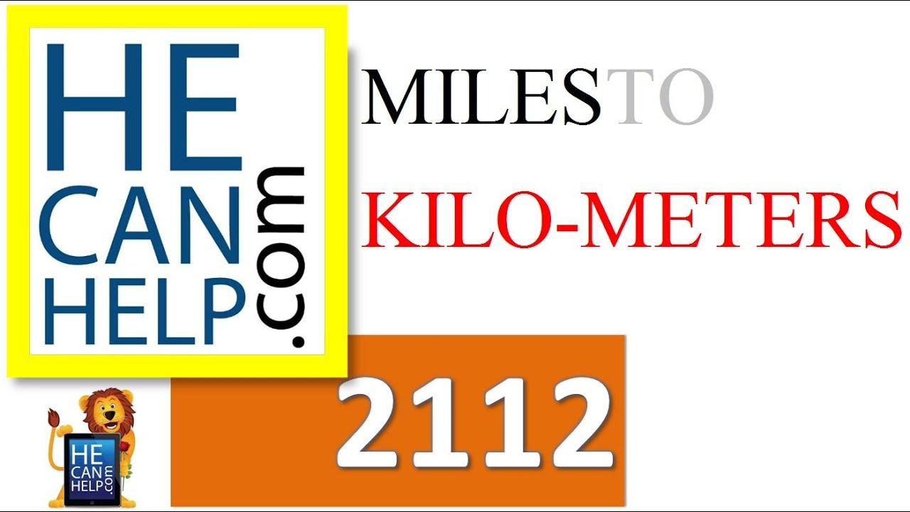 Com Usa George Mathew Convert 100 Miles Per Hour To Kilo Meters