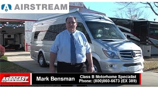 2016 Airstream Interstate Grand Tour - Walk Through