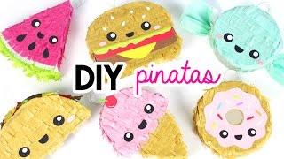How to Make DIY Mini Pinatas! 💖