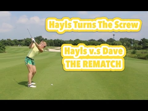THE BIRDIE TRAIN DOESN'T LEAVE THE STATION | THE GOLDEN FAIRWAYS REMATCH | PART 2