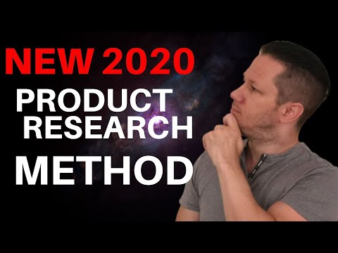 Helium 10 Product Research - BRAND NEW METHOD for Amazon FBA 2019!