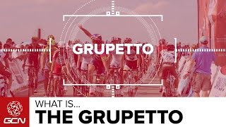 What Is The Grupetto? | Road Racing Explained