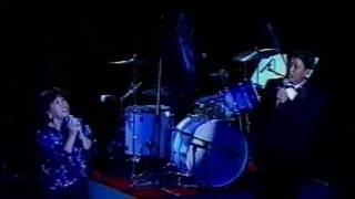 """Sarah Vaughan & Barry Manilow """"Blue"""""""