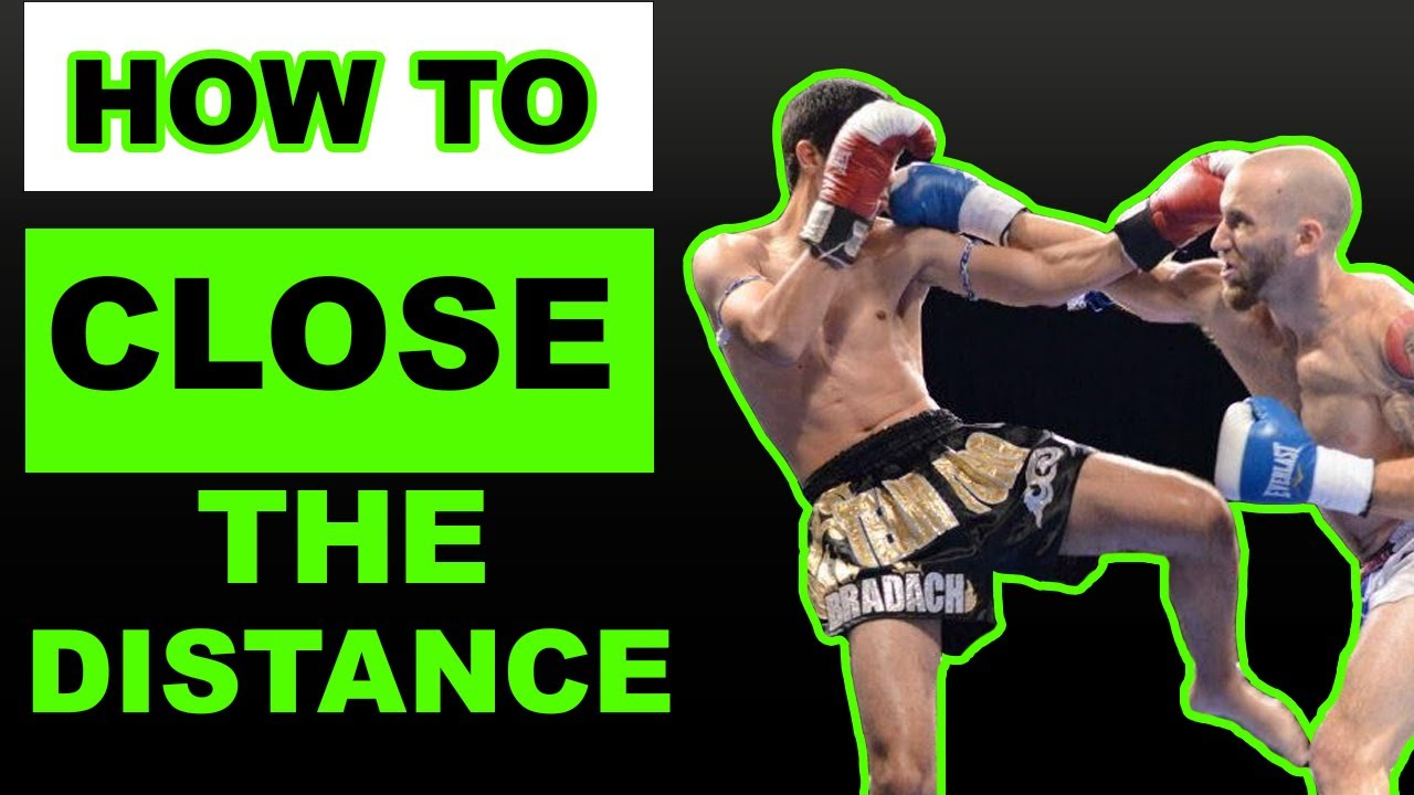 Muay thai mondays how to close the distance to use boxing combos muay thai mondays how to close the distance to use boxing combos ccuart Images