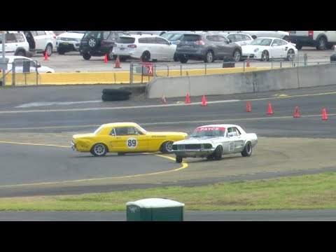 Historic Touring Car Racing Group N Sydney Classic Speed Festival 2017 Race 2