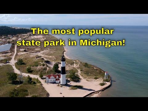 Michigan State Parks 100: Ludington