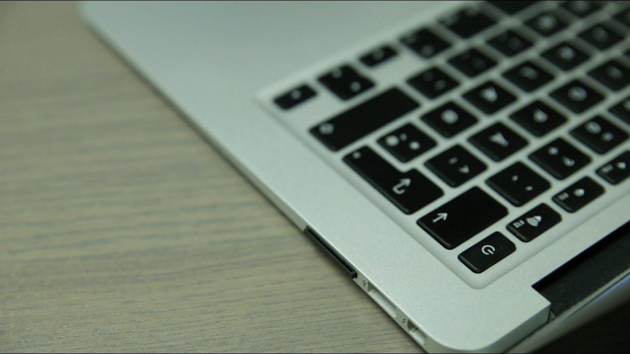 rens din macbook