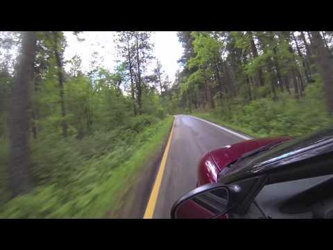 Driving The Black Hills of South Dakota