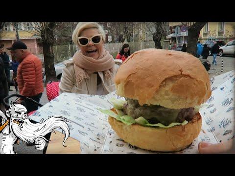 """THE ONLY FOOD TRUCK IN BULGARIA!!!"" Hermit In Bulgaria Vlog"
