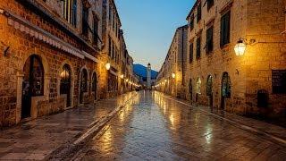 видео Дубровник. Экскурсия в Старом городе (Хорватия). Dubrovnik. Tour in Old City  (Croatia)