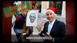 Chegou o Pai Natal...Marcelo