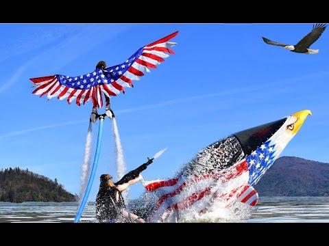 ....because America!