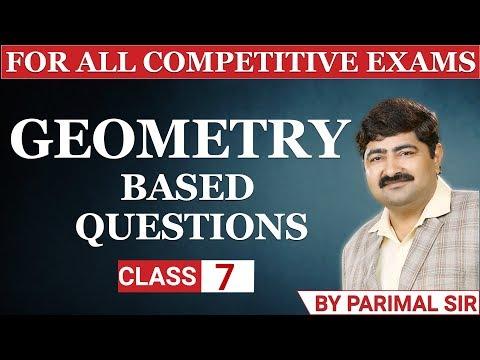 Geometry Class in Hindi | Math Basic Class in Hindi | Class 7 | By Parimal Sir | ICS Coaching Centre thumbnail