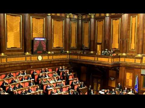 Ddl Cirinnà, Prima Votazione: Respinta Richiesta Calderoli-Quagliarello