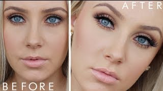 How To Apply Fake Eyelashes (using Velour Lashes)