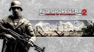 Rising Storm Red Orchestra 2 Multiplayer Online PC GAMEPLAY