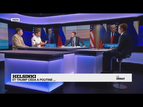 Sommet d'Helsinki: et Trump céda à Poutine...
