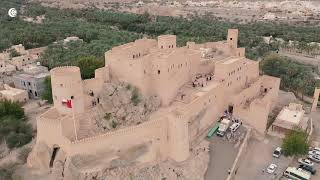 4K Nakhal fort- the most magnificent fort in Oman