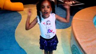 """5 y/o Taylor Dior does Yertle the Turtle """"Turtle named Mack"""""""