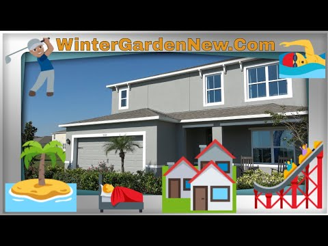 Murano At Westgate New Homes For Sale Kissimmee The Elle DR Horton Community