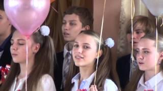 Иркутск Школа №17 битва хоров 09 10 15