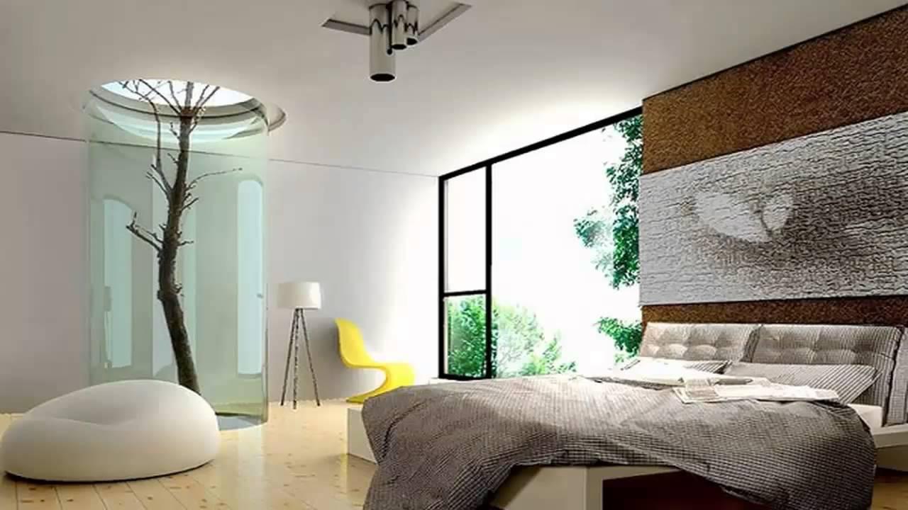 De mooiste ontwerpen slaapkamers - YouTube