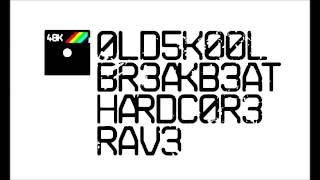 early 90s rave hardcore/breakbeat - old skool (part1)