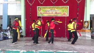 group dance amman kovil vasalile