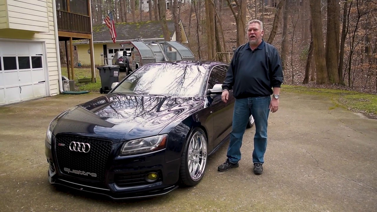 Audi S5 Mods Explained