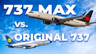 The Boeing 737: The Original vs MAX – What's The Difference?