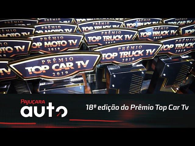 Resultados da 18ª edição do Prêmio Top Car Tv