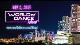 World of Dance Miami - Dance Week