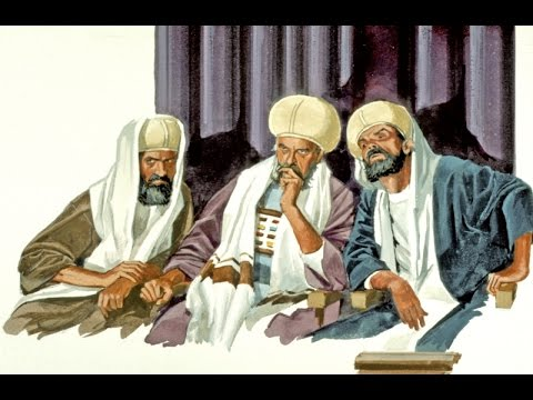 Pharisees, Sadducees, Herodians, Scribes, and High Priests — Ray ...