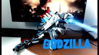 LEGO GODZILLA MOC v4
