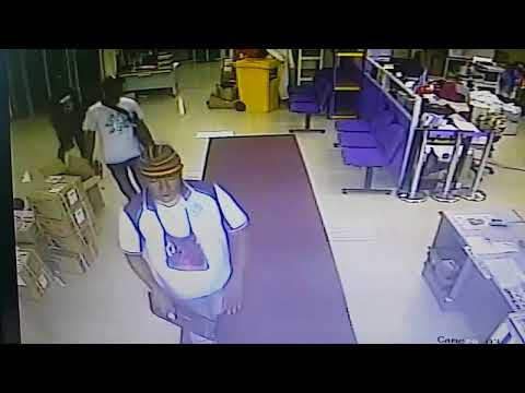 Robbery at NGF HQ Port Moresby, Papua New Guinea