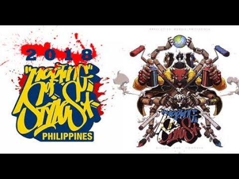 Meeting of styles Philippines 2018
