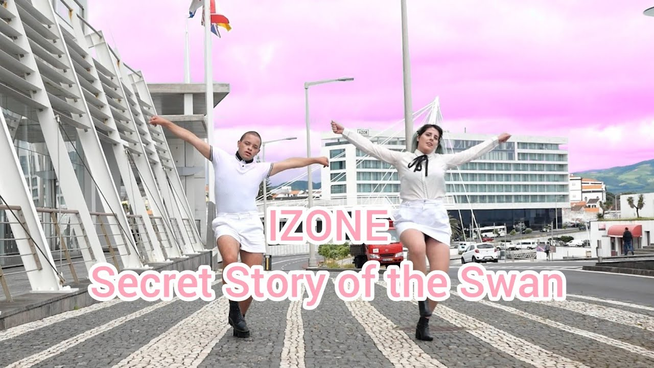 IZ*ONE (아이즈원) - 환상동화 (Secret Story of the Swan)   Dance cover by GOLD