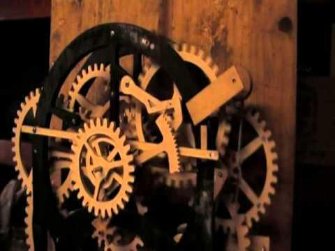 prototype m canisme horloge en bois avec carillon youtube. Black Bedroom Furniture Sets. Home Design Ideas