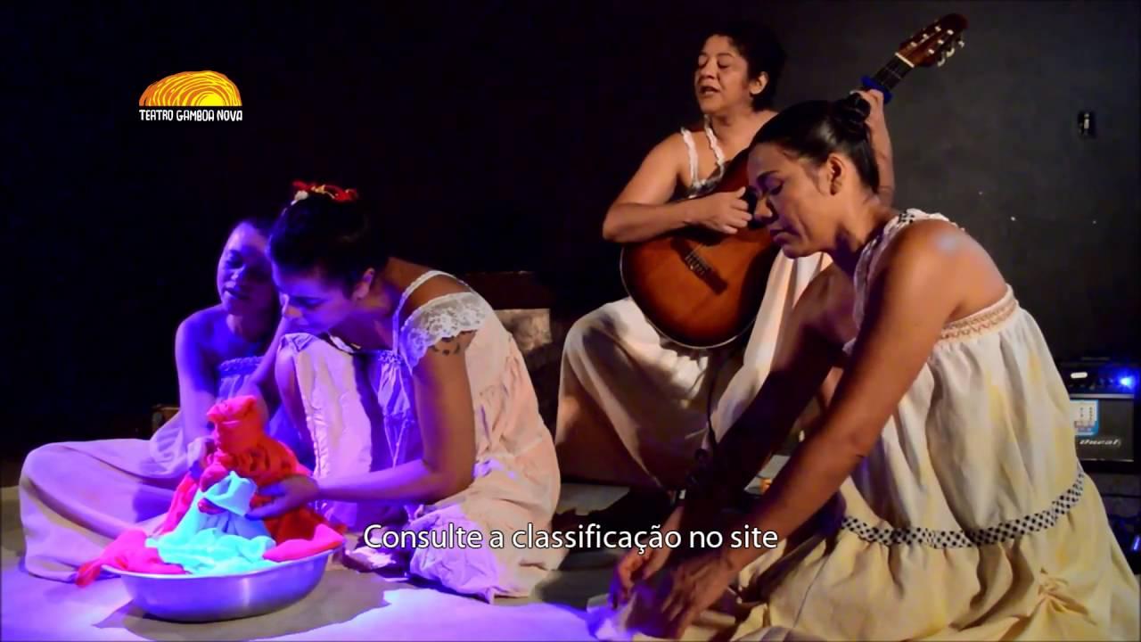 Teatro gamboa nova programa o de junho 2016