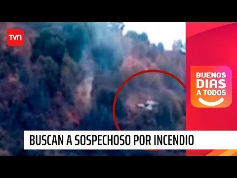 Incendio En Valparaíso: Buscan A Sospechoso Que Conducía Camioneta | Buenos Días A Todos