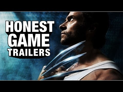 x-men-origins:-wolverine-(honest-game-trailers)