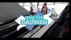 Zeig die Daumen - Öffentliche Verkehrsmittel in Salzburg