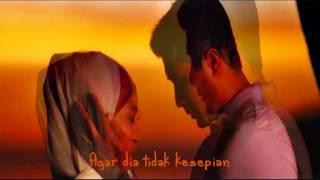 Hafiz & Adira - Ombak Rindu (scenes of Hariz&Izzah, lyrics)
