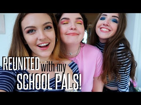 Reunited With My School Pals + Old High School Stories! | SV #13
